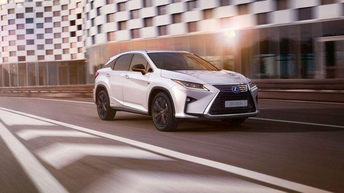 Lexus RX 2019 года: новый кроссовер с интересной начинкой премиального сигмента