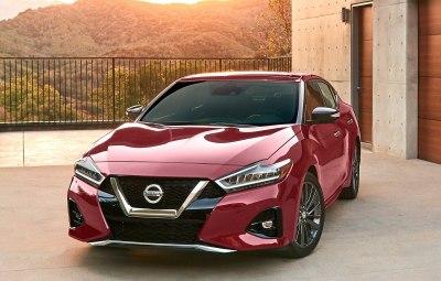 Nissan Maxima 2019 года: японская практичность и отличный внешний вид