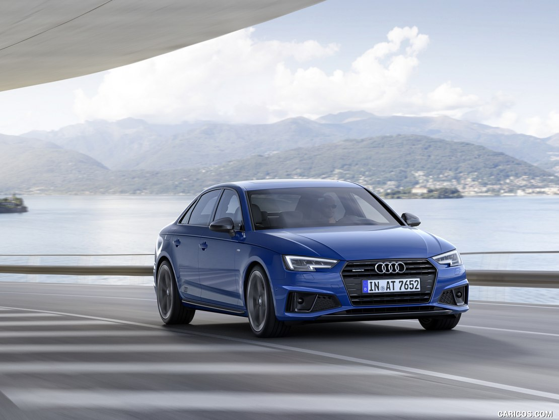 Audi A4 2019 года: роскошный седан с отменными характеристиками