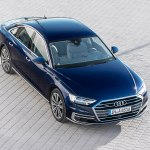 Audi A8 2019 года: стремительная новинка в новом поколении