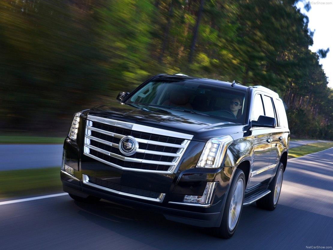 Cadillac Escalade 2019: новый роскошный внедорожник
