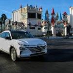 Новый Hyundai NEXO 2019 года — экологичный водородный автомобиль с запасом хода 700км на одной заправке