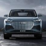 Новый Audi Q4 2019 — стильный и мощный электрический паркетник для массового сегмента