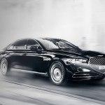 С 1 января 2020 года в России изменилась цена на седан Genesis G90