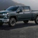 Новый Chevrolet Silverado 2019 года — практичный рамный пикап с множеством современных систем
