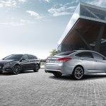 Новый Hyundai i40 2019 года — доступный бизнес-класс в стильном дизайне