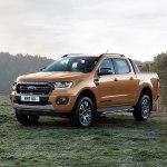 Ford Ranger 2019 года — обновленная версия популярного рамного пикапа