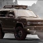 Будущий Ford Bronco 2019 — что готовит производитель? Первые изображения