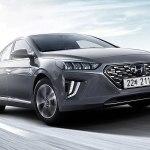 Новый электрический Hyundai Ioniq 2019 года — серьезный конкурент для Toyota Prius