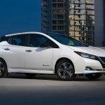 Новый Nissan Leaf 2019 — практичный городской электромобиль с хорошим запасом хода