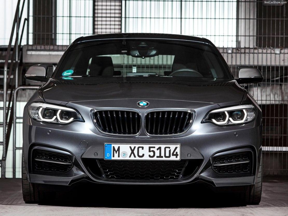 BMW 2-Series 2019: роскошное купе с запоминающимся экстерьером