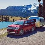 Новый Ford Expedition 2019 — семиместный рамный внедорожник повышенного комфорта