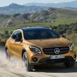 Mercedes GLA 2019 года: новый кроссовер со стильной внешностью и безупречными характеристиками