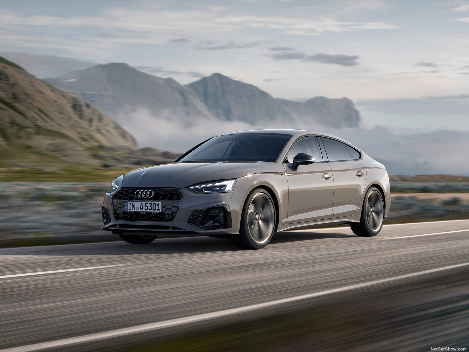 Audi A5 2020: роскошная новинка с турбированными двигателями, отличной аэродинамикой и резвым разгоном
