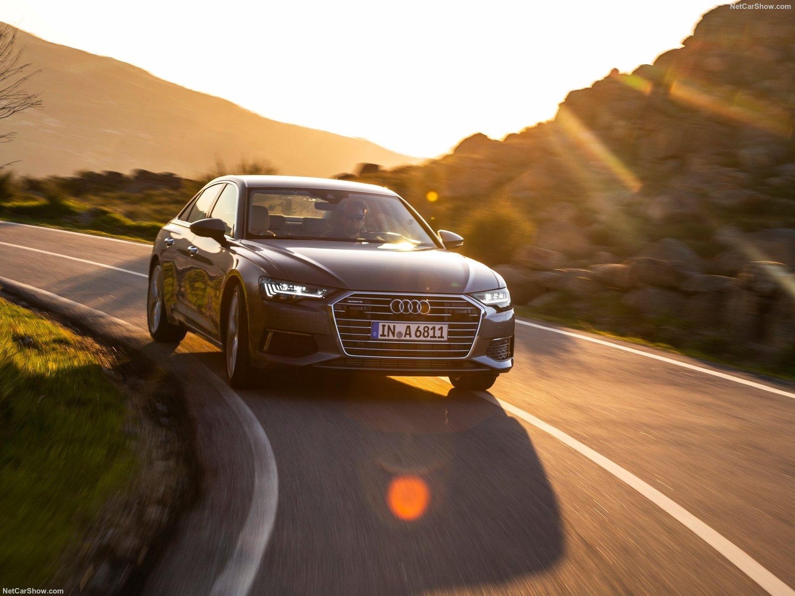 Audi A6 2020: новый бизнес-седан с мощными моторами, богатыми комплектациями и современным комплексом безопасности