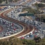 Встреча с организованной транспортной колонной: возможности обгона