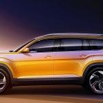 Volkswagen представил принципиально новый внедорожник, который затмит своих одноклассников: новое поколение Teramont 2021