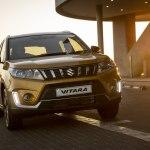Интрига от компании Suzuki — семиместный кроссовер Vitara