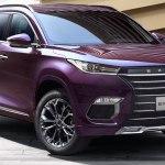 Skoda Kodiaq и Renault Arkana придется потесниться – выходит новый кроссовер Chery Exeed TXL