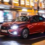 Подведены итоги продаж Lada Vesta Sport на российском рынке в 2019 году