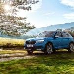 Kia Sportage и Hyundai Creta сдают позиции? Кроссовер Skoda Kamiq набирает обороты