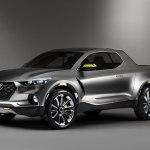 Hyundai планирует представить новый пикап с дизелем премиум-класса