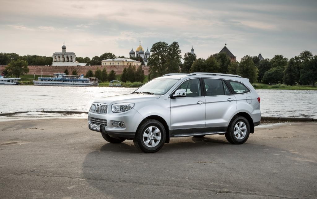 Foton Sauvana – почти Toyota Land Cruiser Prado, только в разы дешевле. Но стоит ли брать новинку?