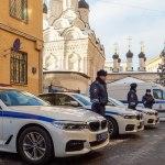 Спортседаны BMW 5-Series 530d M Sport подарили ГИБДД