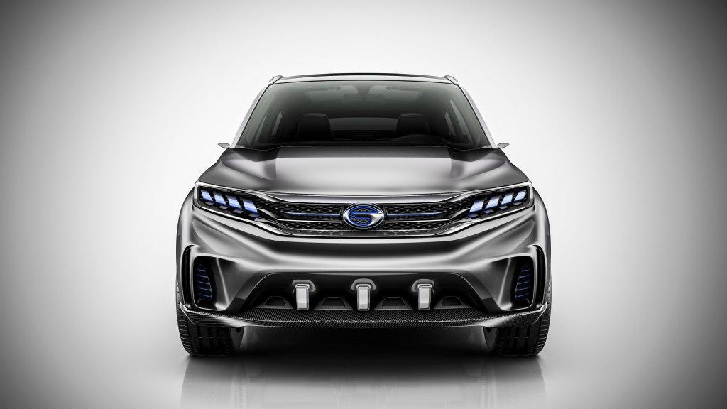 GAC GS4 Coupe 2020 – стильный кроссовер с турбомотором и передовыми характеристиками меньше, чем за миллион рублей