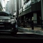 Паркетник Toyota Harrier/Venza в новом исполнении: «домашний» комфорт и престиж