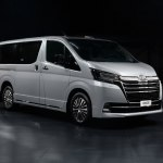 Toyota Hiace 2020 – япоский микроавтобус с дизельным двигателем и лучшим оснащением в сегменте