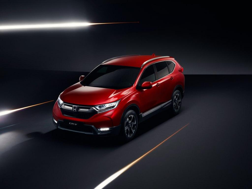 Honda CR-V 2020 – полноприводный внедорожник с расходом «легковушки» и вместительным багажником