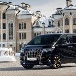 Тойота Альфард 2020 – 7-местный премиальный минивэн с мощностью 300 л.с., светодиодной оптикой и кожей