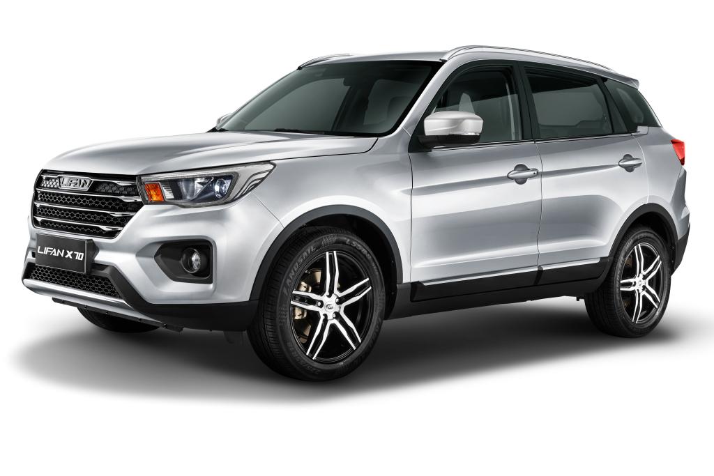 Конкурент Hyundai Creta за 1 миллион рублей с премиальным оснащением: новый Lifan X70 2020