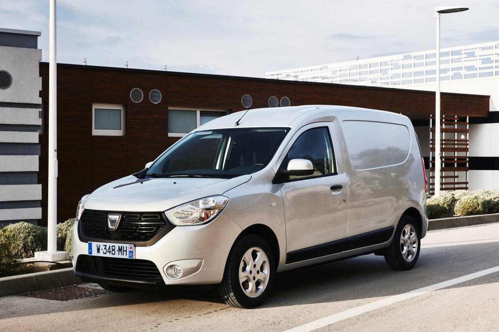 Dacia Dokker 2020 – компактный, но вместительный минивен с богатым оснащением и по доступной цене
