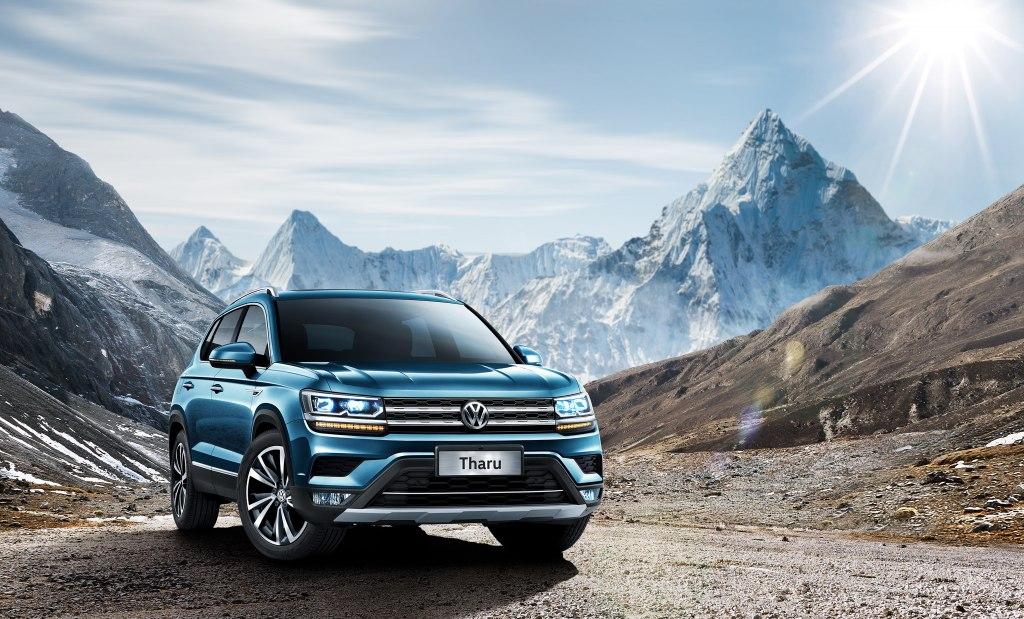 Новый Volkswagen Tarek 2020 – современный кросс с турбомотором и максимальным уровнем безопасности