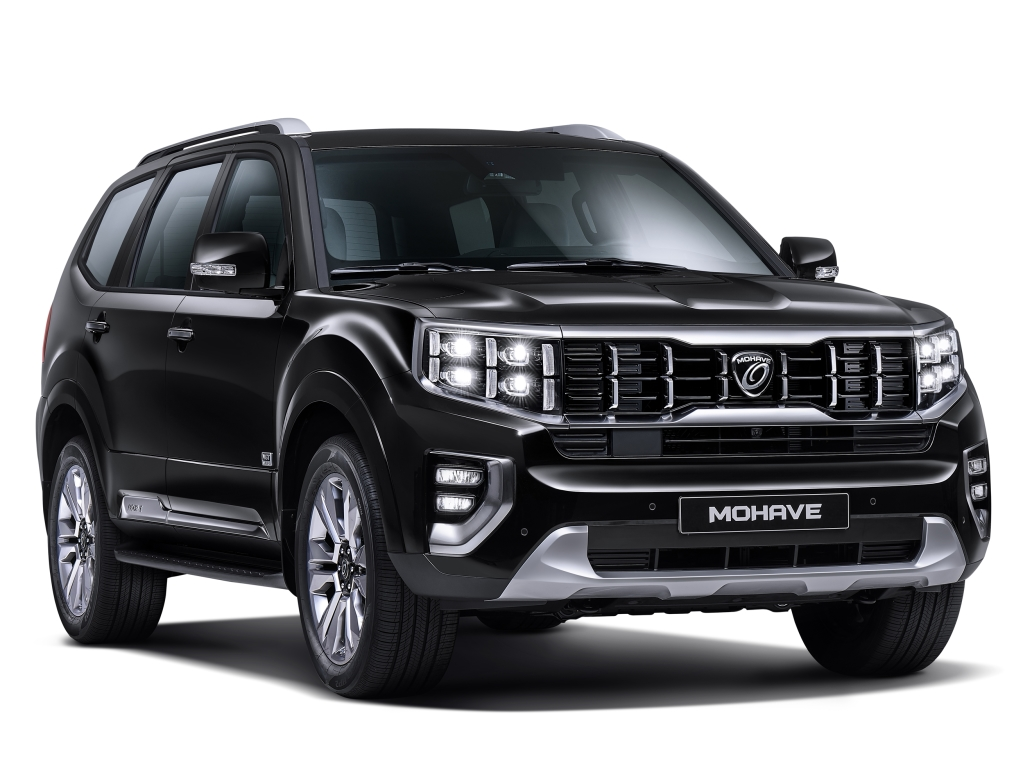 KIA Mohave 2020 – 7-местный внедорожник с современным оборудованием, системой полного привода и дизельным мотором