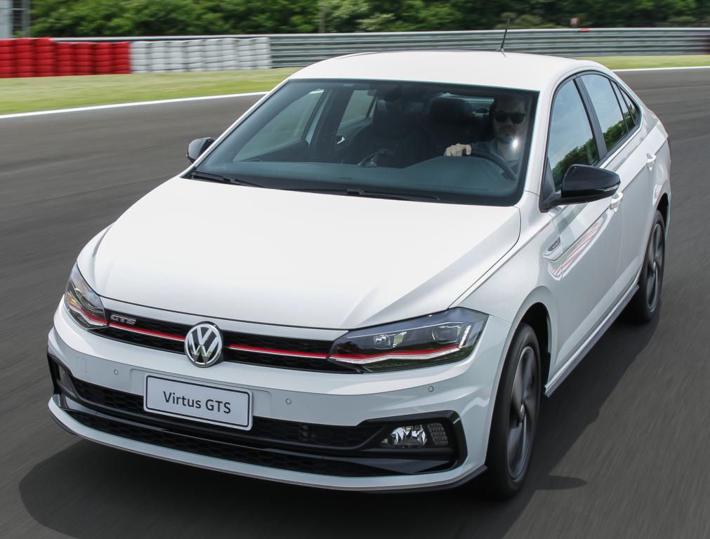 Новый Volkswagen Virtus 2020 – самый доступный седан во всей линейки Volkswagen