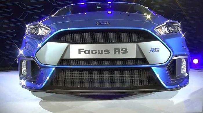 Фото Форд Фокус РС 2015-2016