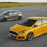 Форд Фокус СТ 2015 (2016) — обновление «заряженного» хэтчбека