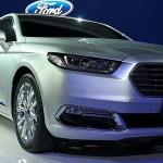 Обновленный Ford Taurus — рестайлинг седана премиум-класса