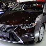 Lexus ES 2016-2017 — обновление флагманского седана