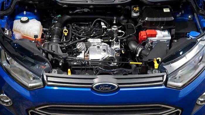 Фото нового Ford EcoSport (Форд ЭкоСпорт) 2015-2016