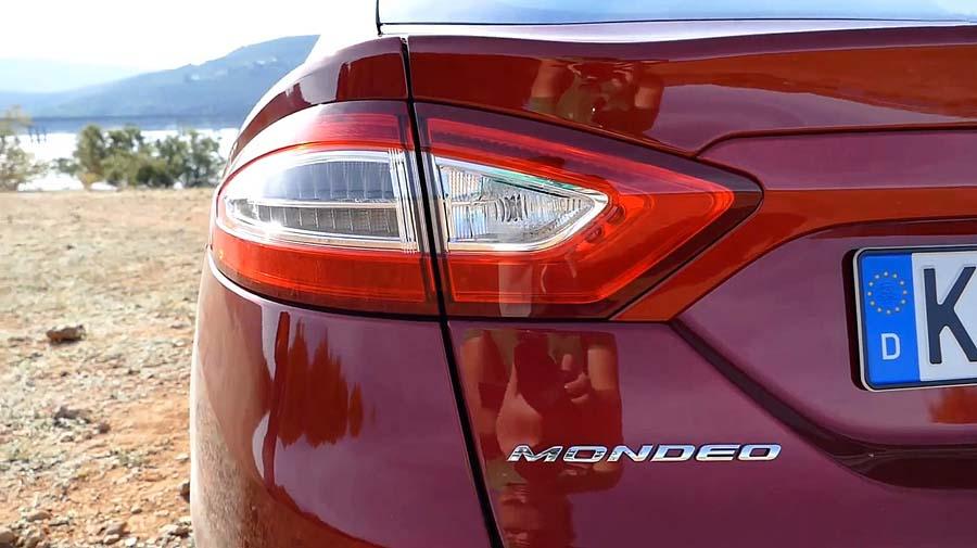 Фото нового Форд Мондео 2015-2016