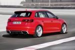 Фото обновленного Audi RS3 Sportback 2015-2016