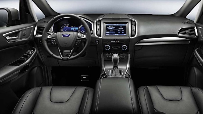 Фотоснимок Ford S-Max 2015-2016