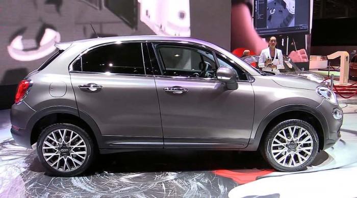 Изображение Fiat 500x 2015-2016