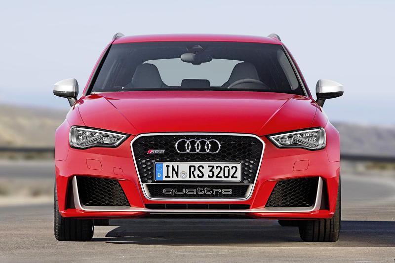 Новый Audi RS3 Sportback 2015-2016