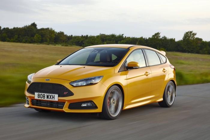 Новый Форд Фокус СТ 2015-2016
