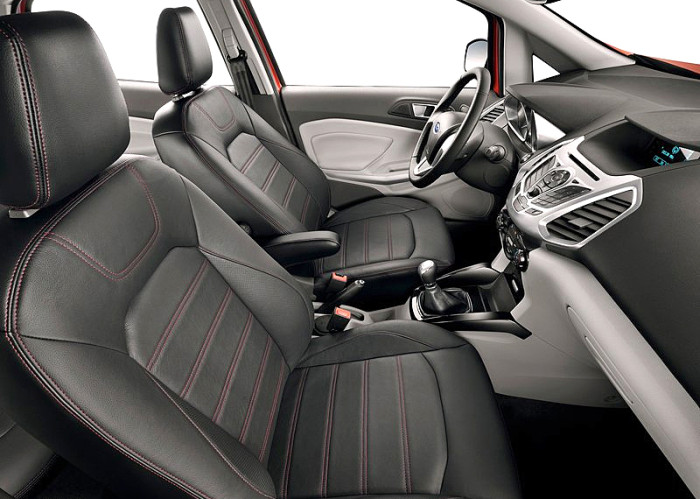 Обновленный Ford EcoSport (Форд ЭкоСпорт) 2015-2016
